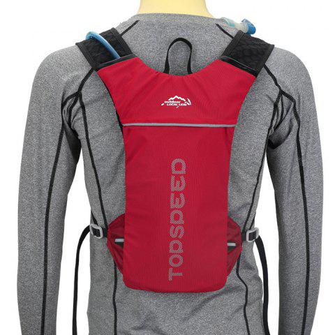 OutdoorLocallion Ultra Light Cycling Backpack - LAVA RED