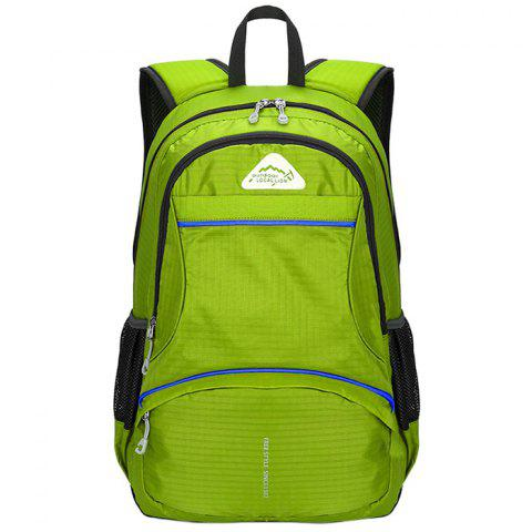 OutdoorLocation 553 Casual Fashion  Backpack for Traveling - CHARTREUSE