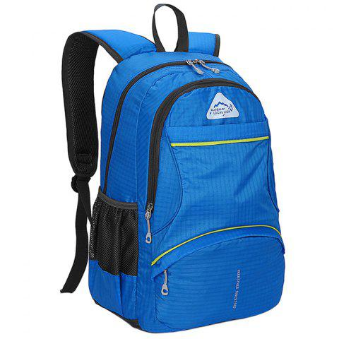 OutdoorLocation 553 Casual Fashion  Backpack for Traveling - OCEAN BLUE