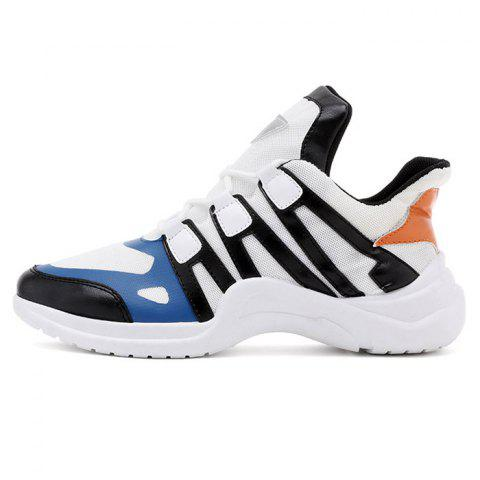 Low-top Leisure Old Casual Shoes for Man - TANGERINE 44