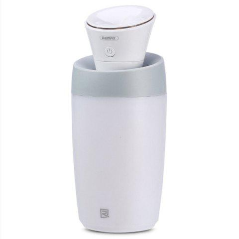 REMAX Mini Humidifier USB Powered Air Purifier for Home Office - MILK WHITE