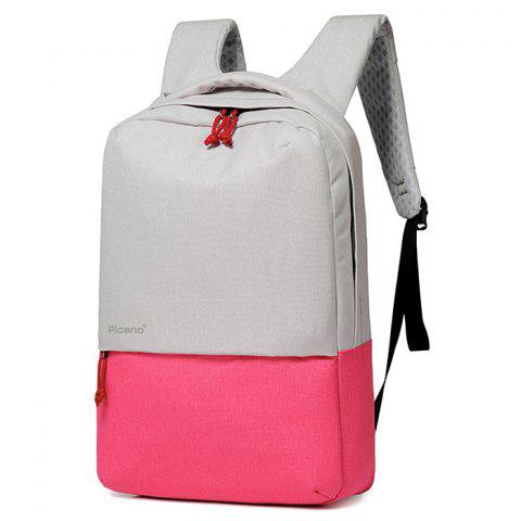 Picano Leisure Smart Recharge USB Sac à dos - Rose Gâteau STYLE 1