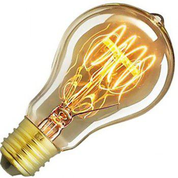 A19 60W E27 Antique Edison Bulb AC220 - 240V - WARM WHITE