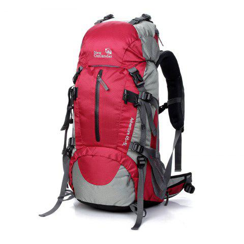New Outlander Waterproof Durable Backpack - ROSE RED