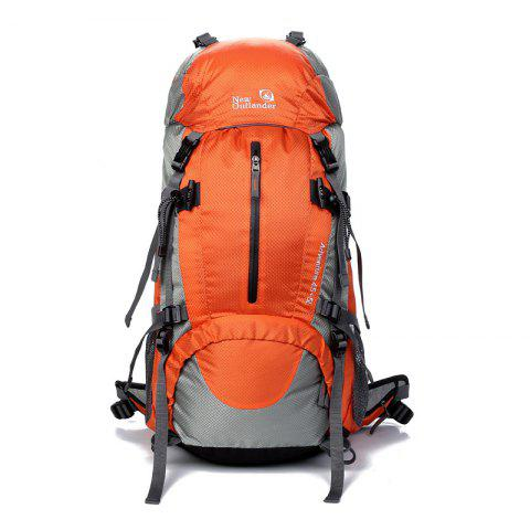 Nouveau Outlander Waterproof Durable Backpack - Orange