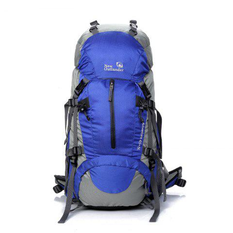 New Outlander Waterproof Durable Backpack - BLUEBERRY BLUE