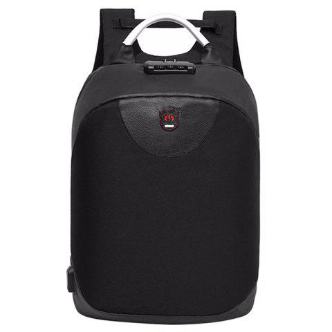 8976a684ae7 2019 Leisure Business Anti-theft Laptop Backpack with USB Port In ...