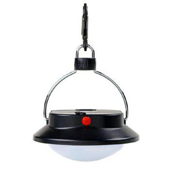 Outdoor Camping Tent Home Emergency Small Hanging Light - BLACK