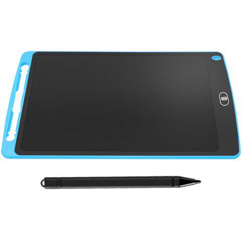 Children LCD Handwriting Board for Painting Writing - BLUE IVY 10 INCHES