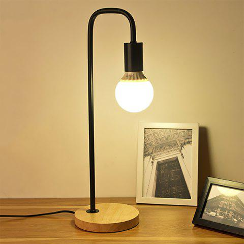 YWXLight 40W Simple LED Study Desk Lamp for Home Use - BLACK