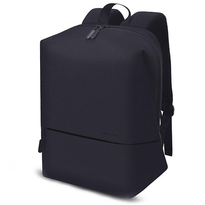 SONGKUN Leisure Anti-theft Travel Backpack with USB Charging Port - NIGHT