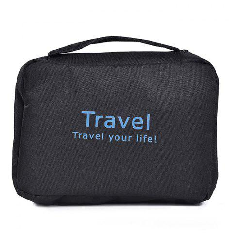 Leisure Traveling Cosmetic Bags - BLACK