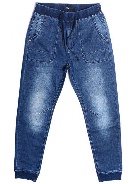 A LA MASTER Relaxed-fit Jean for Men - BLUE 28
