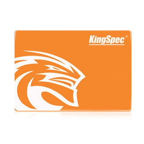 kingSpec P3 512GB 2.5 inch SATA 3.0 Solid State Drive - MANGO ORANGE