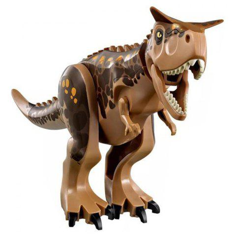 Dinosaur Model for Home and Table Decoration - BROWN