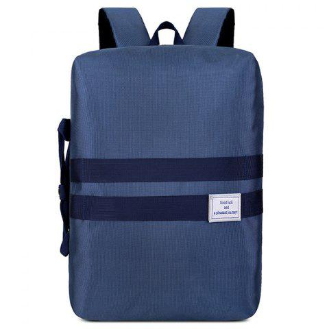023 Multifunctional Cross Border Outdoor Backpack - STEEL BLUE