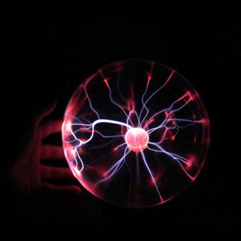 Creative Magic Plasma Ball Sphere Light - multicolor A