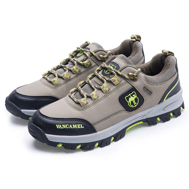 Trendy Durable Outdoor Breathable Sports Shoes - LIGHT KHAKI EU 45