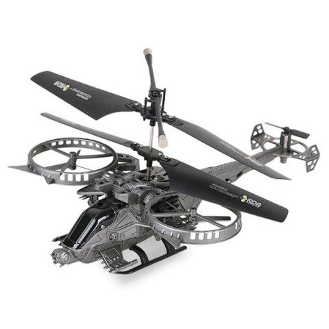 Attop RC Helicopter Aircraft Hovering Obstacle Avoidance Strong Motor Toy