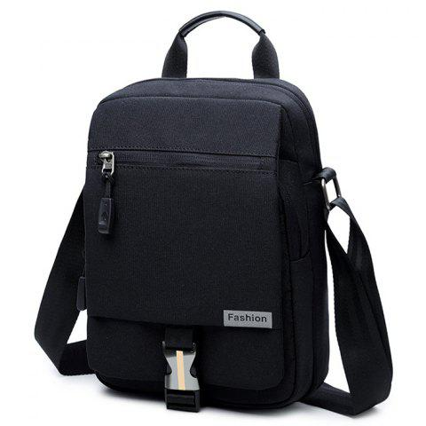 SKYBOW 8881 Multifunctional Fashionable Shoulder Bag - BLACK