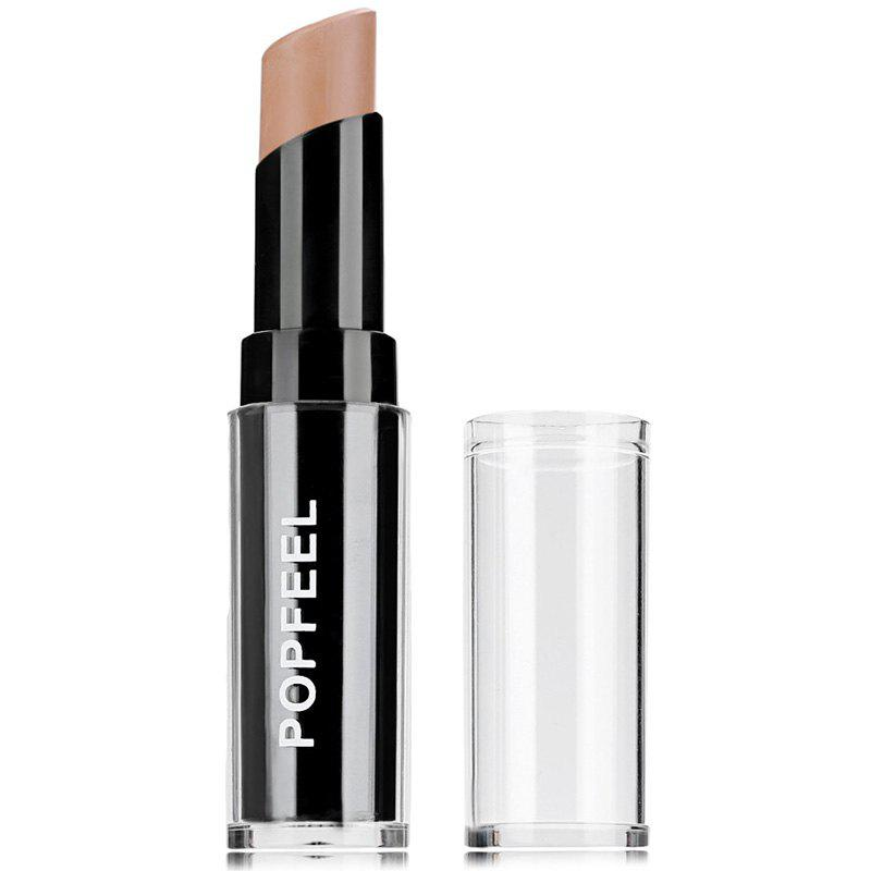 Popfeel Long-lasting Portable Single Head Concealer Stick - TAN