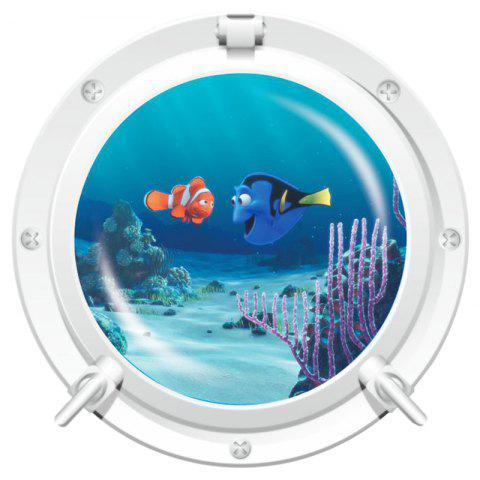 Trouver le sticker mural Nemo - multicolor A