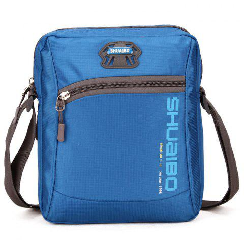 Shuaibo 103 Outdoor Crossbody Bag for Sports and Leisure - OCEAN BLUE