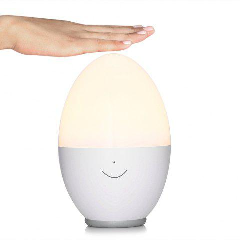 Utorch S200 Rechargeable Touch Control Camping Night Light - WHITE S200