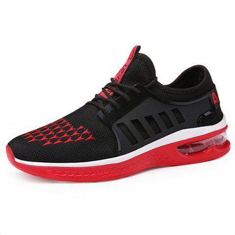 Men's Sports Shoes for Camping - RED EU 40