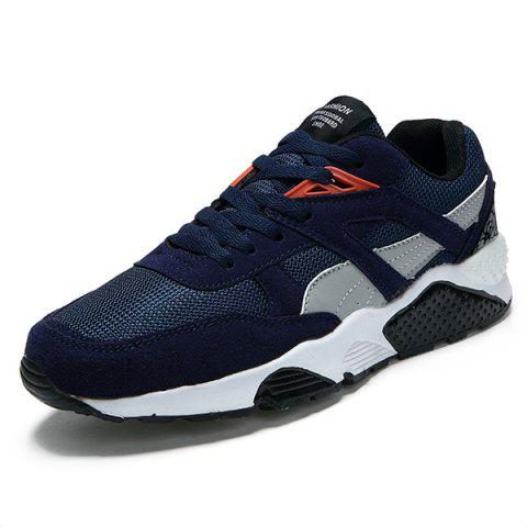 Men's Fashion Sports Shoes for Daily Use - DEEP BLUE EU 42