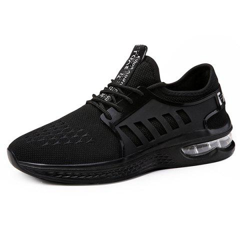 Men's Sports Shoes for Camping - BLACK EU 41