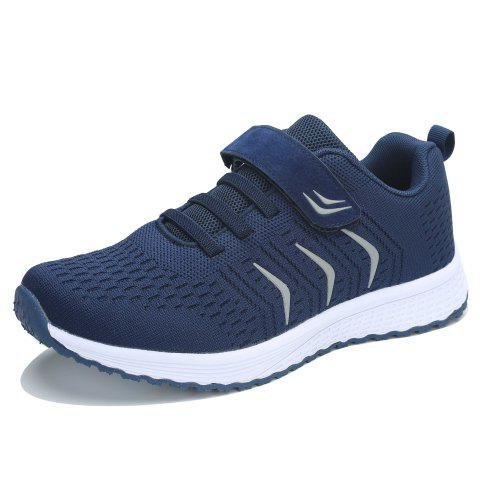 Men's Sneakers Stylish Outdoor Durable - DEEP BLUE EU 39