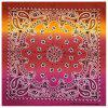 Square Scarf Unisex Printed Cashew Kerchief Sport Outdoors Fashion - multicolor A CY8263