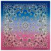 Square Scarf Unisex Printed Cashew Kerchief Sport Outdoors Fashion - multicolor A CY8222