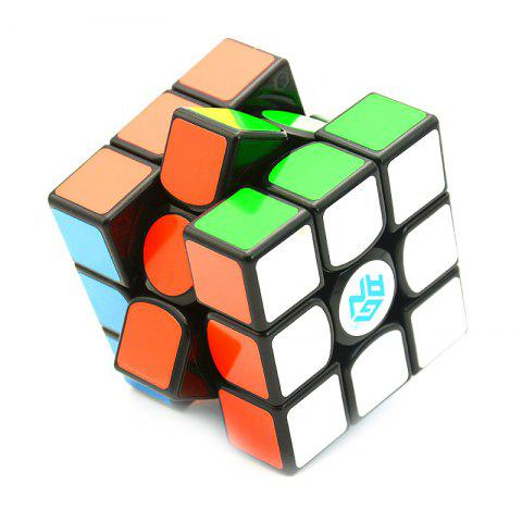 GAN 356 AIR SM Smooth 3 x 3 x 3 Magic Cube for Competition - multicolor A
