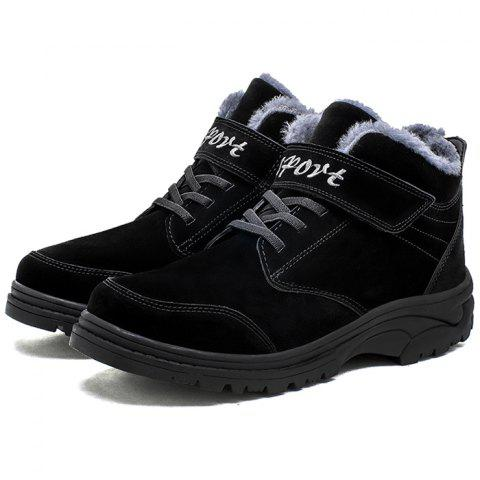G1005 Men's Boots Fashion and Stylish - BLACK EU 41