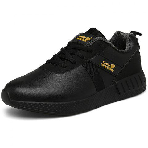 Caddy Wolfclaw G916 Men's Sneaker Stylish and Personality - BLACK EU 39