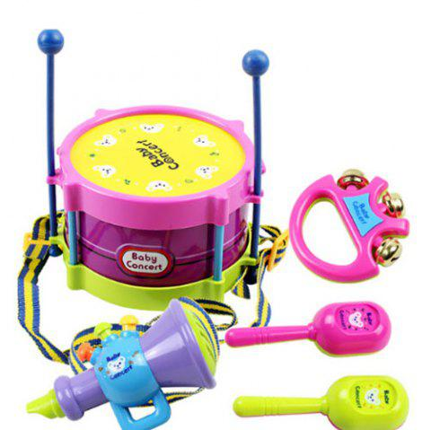 Children Musical Instrument Toy Set Music Toy - multicolor