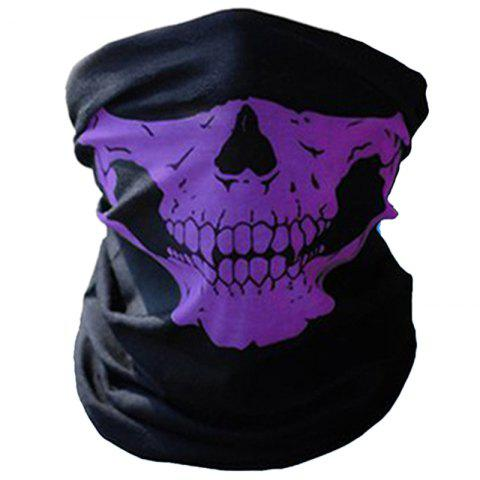 Multifunctional Cycling Seamless Magic Scarf for Outdoor Sports - PURPLE