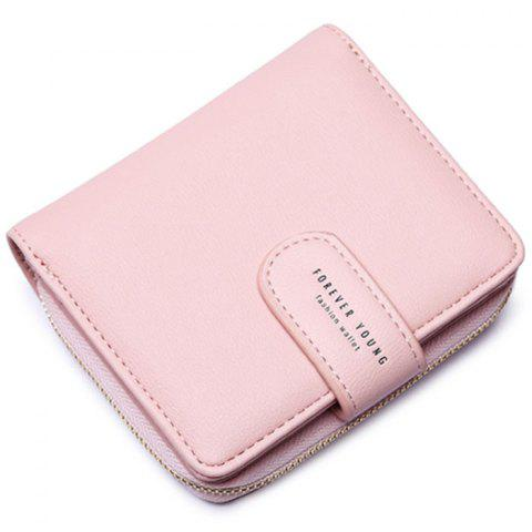 New Stylish Simple Fashion Coin Purse - PINK