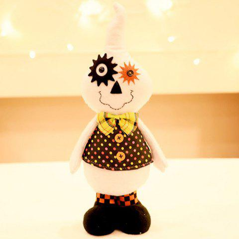 303 Creative Cartoon Halloween Tricky Standing Pose Doll - multicolor D