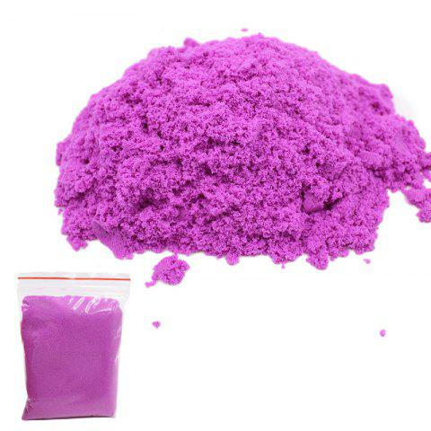 Dynamic Sand Clay Educational Toy for Kids - BRIGHT NEON PINK