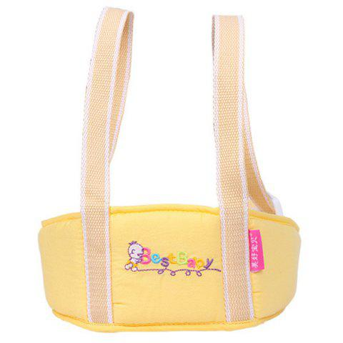 Baby Shatter-resistant Safety Multi-function Toddler Belt - YELLOW