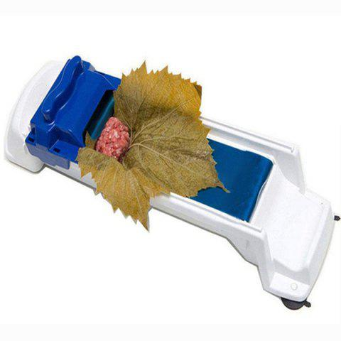 PP Meat Rolling Tool Magic Roll Sushi Maker Cabbage Leaf Roller - BLUE