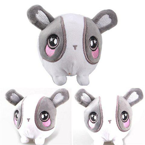 New Style Plush Squishy Toy Animal Scent Decompression Toys - GRAY CLOUD