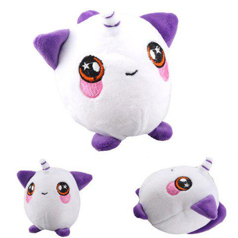New Style Plush Squishy Toy Animal Scent Decompression Toys - MEDIUM ORCHID