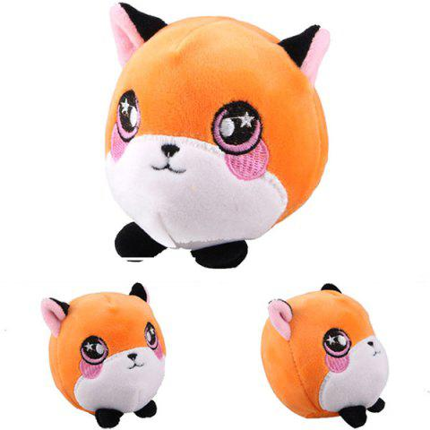 New Style Plush Squishy Toy Animal Scent Decompression Toys - SANDY BROWN