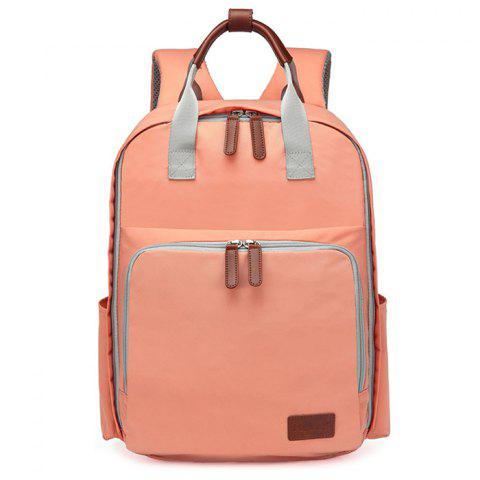 Fashion Multi-function Large Capacity Package - DEEP PEACH