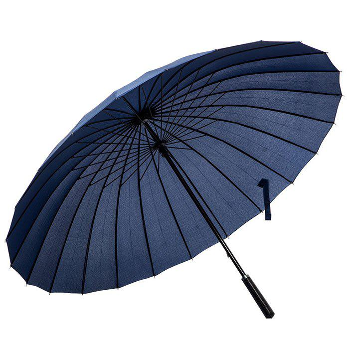 Creative Straight Umbrella 24 Bones Increase Double Golf Business Windproof Umbrella 321924805