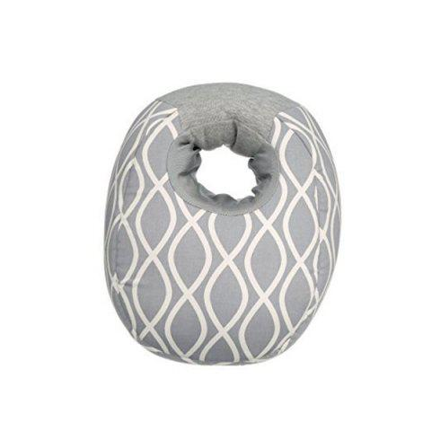 Baby Feeding Pillow Baby Multi-function Adjustable Height Breastfeeding Pillow - GRAY GOOSE